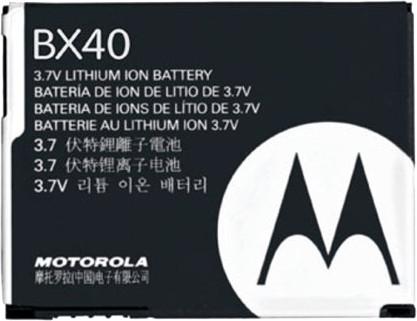 Image of Motorola Batteria RAZR-Series (BX40)
