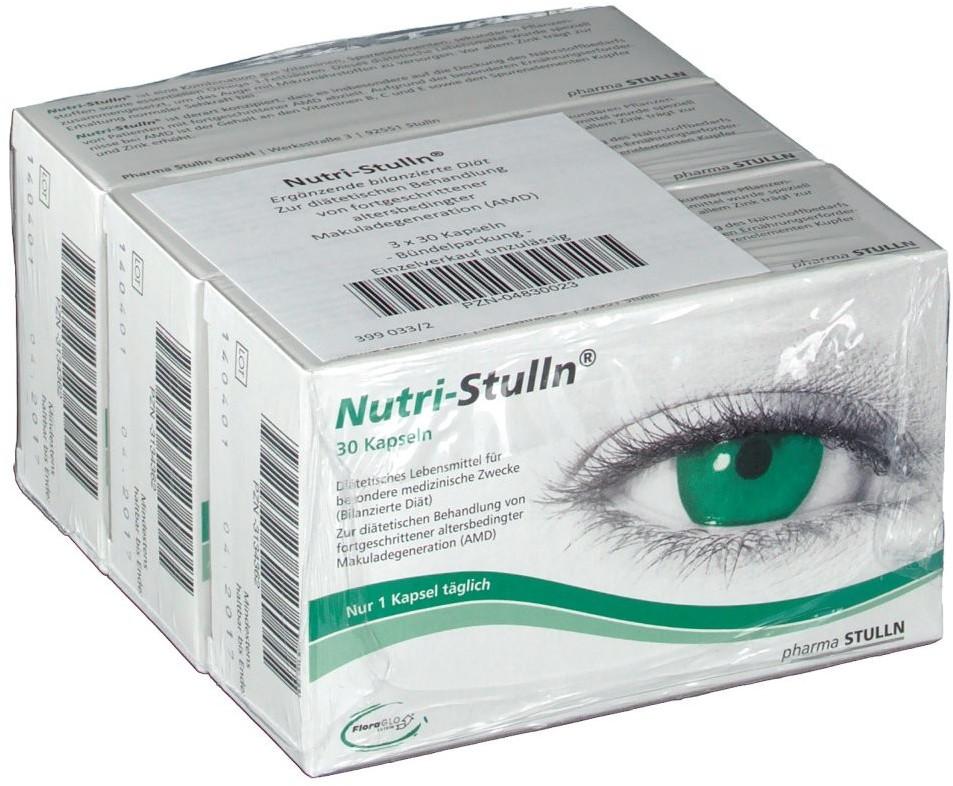 Pharma Stulln Nutri-Stullen Kapseln (3 x 30 Stk.)