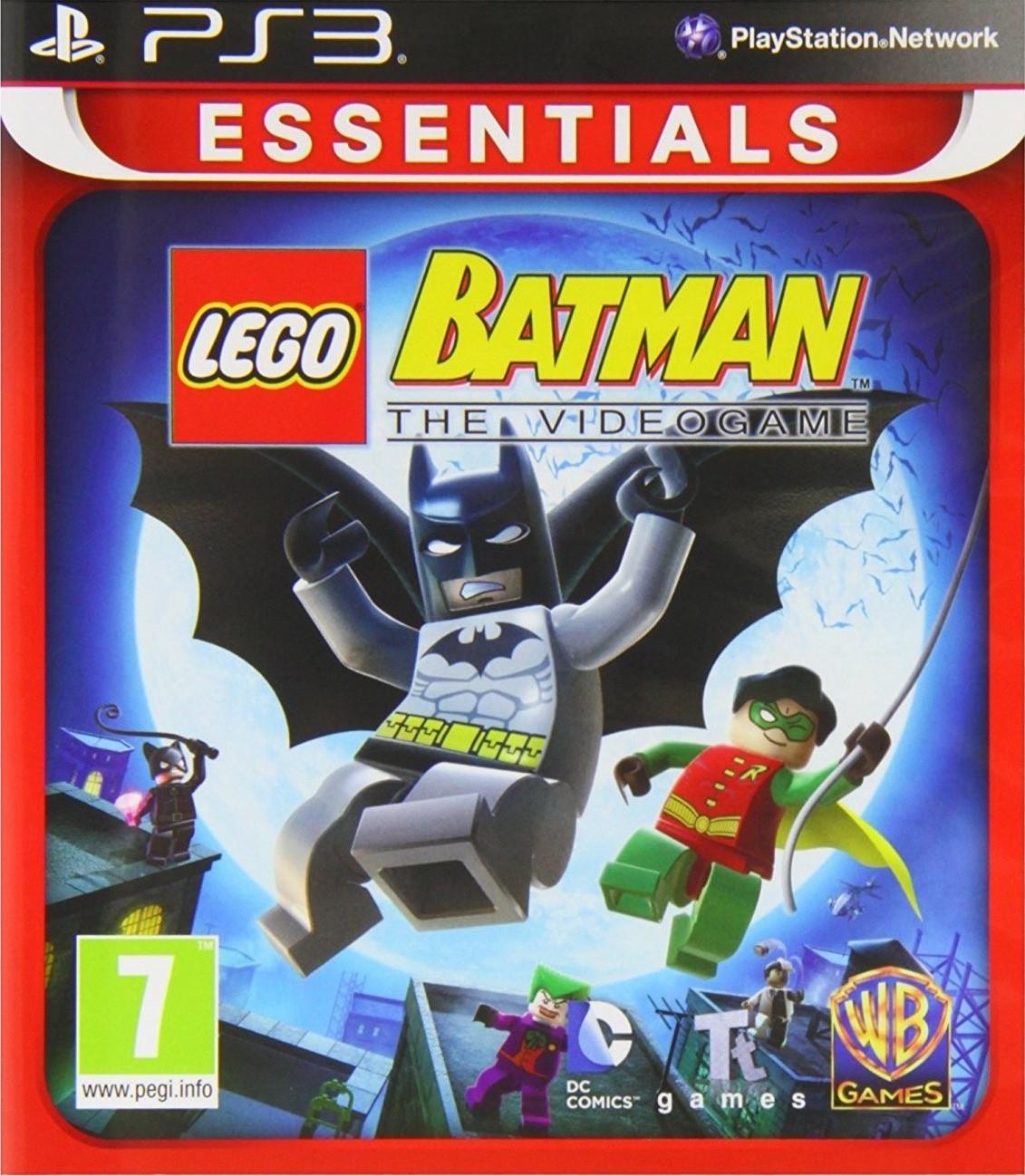 Image of LEGO Batman: Il Videogioco (PS3)