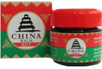 China Balm Rot (20 ml)