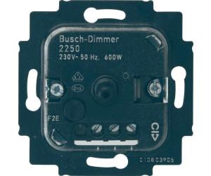 Busch Jaeger 2250U Dreh-Dimmer 60-600W Unterputz-Einsatz