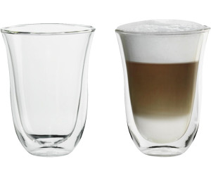 Favorit De'Longhi Thermoglas Latte Macchiato 2er Set ab 11,74 BG63