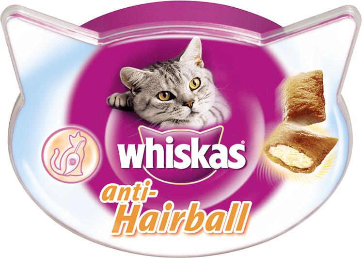 Image of Whiskas Anti-Hairball (60 g)
