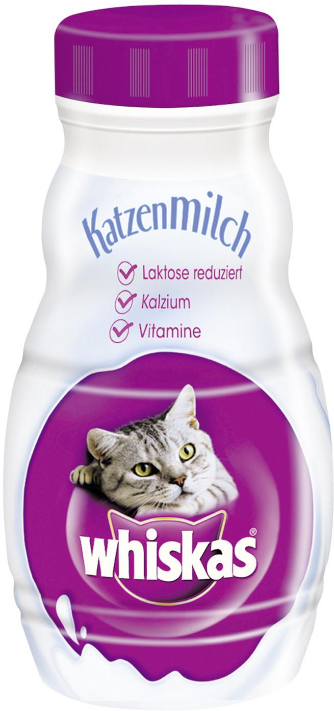 Image of Whiskas Latte per gatti (200 ml)