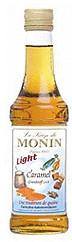 Monin Sirup Karamell light (zuckerfrei) 0,25 l