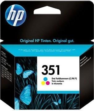 HP Nr. 351 3-farbig (CB337EE)