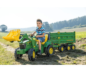 Rolly toys rollyfarmtrac john deere 7930 mit lader 710027 ab 145