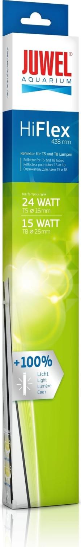 Juwel Reflector HiFlex 438mm - HiLite 24W/T8 15W