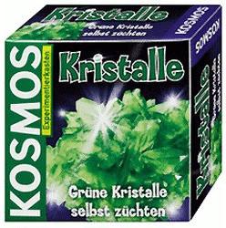 Kosmos Kristalle grün