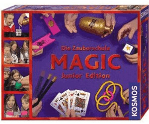 Die zauberschule magic junior edition ♥ kosmos zauberkasten 8+ in.