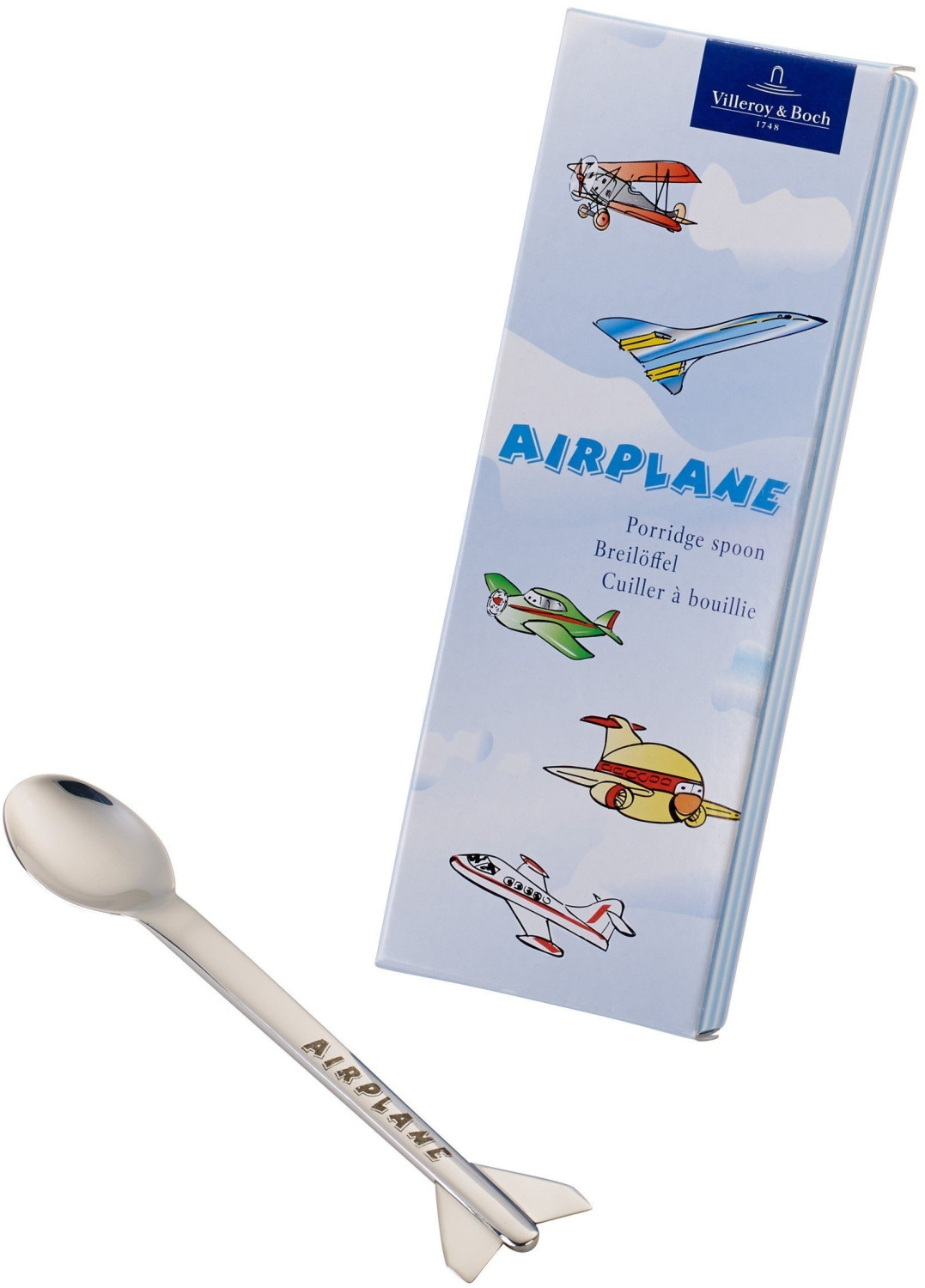 Villeroy & Boch Kid´s Dining 18/10 Airplane