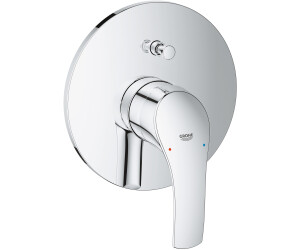 Prezzi Miscelatore Vasca Da Bagno Grohe : Grohe eurosmart miscelatore monocomando per vasca doccia