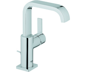 buy grohe allure basin mixer u spout puw 32146000 from 277 44