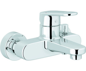 Prezzi Miscelatore Vasca Da Bagno Grohe : Grohe europlus miscelatore monocomando per vasca doccia a