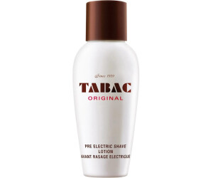Buy Tabac Original Pre Electric Shave Lotion 150 Ml From 10 59