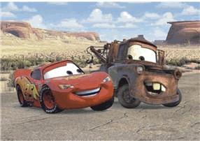 Jumbo Disney Cars - Bodenpuzzle