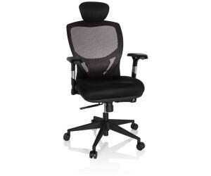 hjh office venus base ab 289 00 preisvergleich bei. Black Bedroom Furniture Sets. Home Design Ideas
