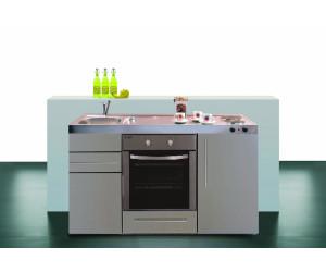 Miniküche Mit Kühlschrank Ohne Herd : Küchenzeilen miniküchen günstig online kaufen bei obi