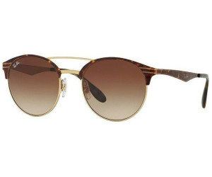 d96bc095fa6 Buy Ray-Ban RB3545 9008 13 (havana-gold brown gradient) from £90.20 ...