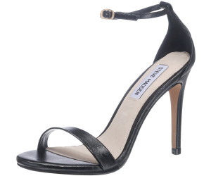 STEVE MADDEN Stiletto-Sandale in Lackoptik 'Stecy' rosegold