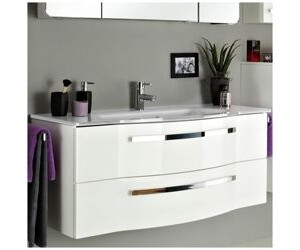 pelipal fokus 4005 glaswaschtisch 117cm ab. Black Bedroom Furniture Sets. Home Design Ideas