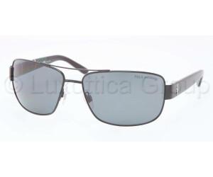 Polo Herren Sonnenbrille » PH3087«, schwarz, 926787 - schwarz/grau