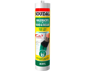 soudal maleracryl 300ml ab 2 99 preisvergleich bei. Black Bedroom Furniture Sets. Home Design Ideas