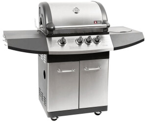 Mayer Gasgrill Zunda Test : Mayer barbeque mgg 331 pro mit seitenbrenner ab 369 99