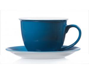 ritzenhoff breker flirt doppio petrol blau jumbotasse 360ml ab 4 90 preisvergleich bei. Black Bedroom Furniture Sets. Home Design Ideas