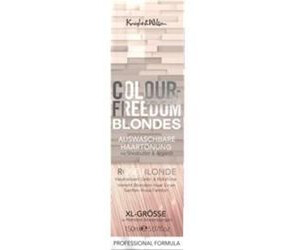 Colour-Freedom Blondes Auswaschbare Haartönung White Blonde (150ml ...