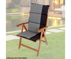 sun garden capri hochlehnerauflage 121 x 50 cm ab 18 85 preisvergleich bei. Black Bedroom Furniture Sets. Home Design Ideas