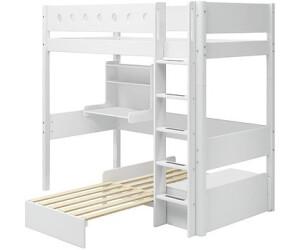 Flexa Casa Hochbett White 90x200cm Ab 104800 Preisvergleich