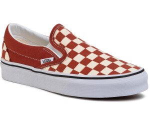 Vans Slip On Classic Slip On Checkerboard picantetrue white