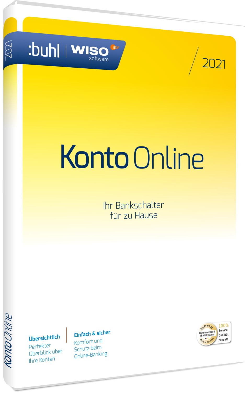 Buhl WISO Konto Online 2021 (Download) ab 24,90 ...