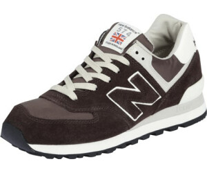 new balance 574 sneakers nero