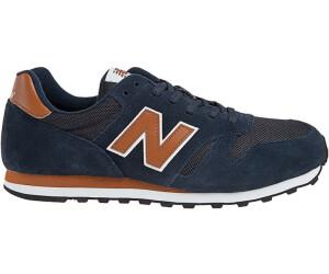 new balance uomo pelle blu 42