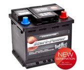 57113 IntAct Start-Power New Generation Autobatterie 12V//71Ah 680A TESTSIEGER