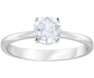 e5d99ca5e7a2f Buy Swarovski Attract Round Ring white from £55.00 – Best Deals on ...