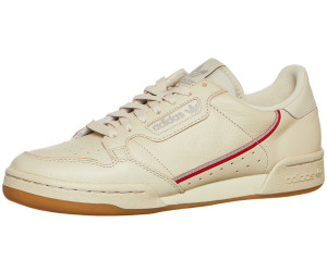 Ecru Tint Sneaker BD7606 Scarlet adidas Continental 80 Clear Brown
