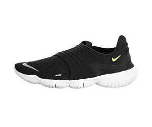 Nike Free RN Flyknit 3.0 blackwhitevolt ab 75,05