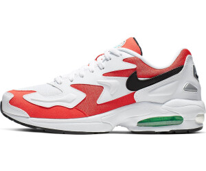 Nike Air Max 2 Light whiteblackhabanero redcool grey ab