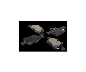 TEXTAR Bremsbeläge Bremsklötze MERCEDES-BENZ E-CLASS W211 E-CLASS T-Model S211