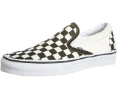d94e2ed21a2a40 Vans Classic Slip-On Checkerboard black white