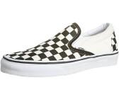 d94e2ed21a2a40 Vans Classic Slip-On Checkerboard black white